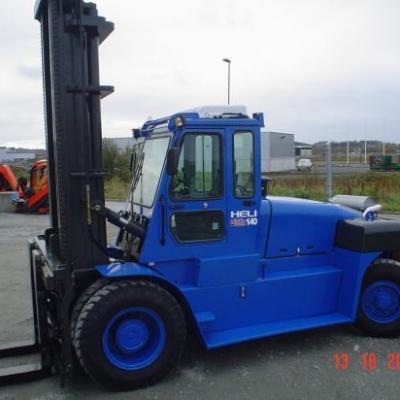 Chariot gros tonnage 14 tonnes