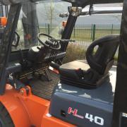 Poste de conduite CPCD40 New H (équipement en option)